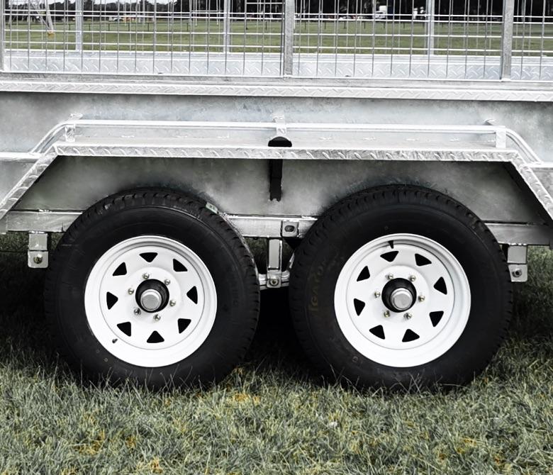 10x6 tandem 3500kg 4